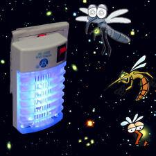 LED Anti-Moskito-Lampe Mörder Elektronisch Moskito Schädlingsschutz moskito NEU