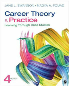 NEW Career Theory and Practice 4ed By Jane L. Swanson Paperback Free Shipping