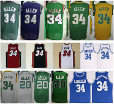 #34 #20 Ray Allen Bucks Celtics Sonics Heat Jersey NBA S-XXL READ DESCRIPTION