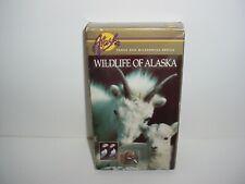 Wildlife of Alaska VHS