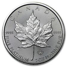 2015 Canada 1 oz Platinum Maple Leaf BU - SKU #89078