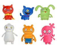 """Ugly dolls soft toy 10-12"""" plush teddy film characters Brand New with Tags"""