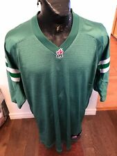 MENS XXLarge Football Jersey CFL Saskatchewan RoughRiders BLANK