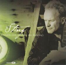 Sting Stolen car (take me dancing; US, 6 mixes) [Maxi-CD]