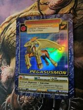Pegasusmon FOIL Bo-127 Digimon Card NM condition