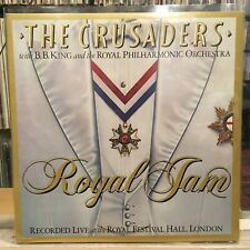 [SOUL/JAZZ]~EXC 2 DOUBLE LP~The CRUSADERS~B.B. KING~Royal Jam~{1982~MCA~Issue]