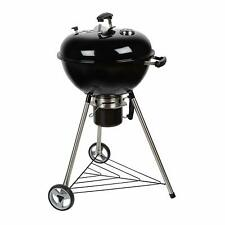 Berndes P501960 BBQ Charcoal Grill, Stainless Steel, 55x54x102 cm