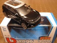 Bburago 1/43 LAND ROVER LRX = RANGE ROVER EVOQUE concept car