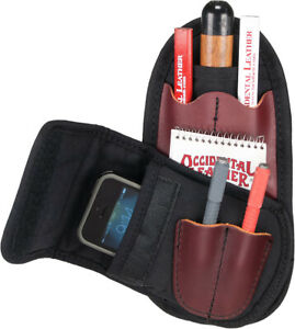 Occidental Leather 8578 Clip-On Stronghold Essentials Gear Pocket New