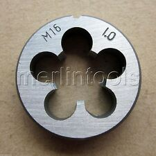 16mm x 1 Metric Right hand Die M16 x 1.0mm Pitch