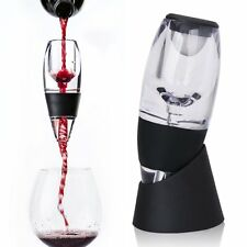 Quick Aerating Pourer Spout Decanter Red Wine Mini Travel Aerator Essential Set