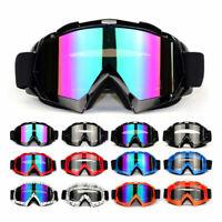 Motorcycle Motocross Goggles ATV MX Off Road Cruiser Scooter Sunglasses Eyewear