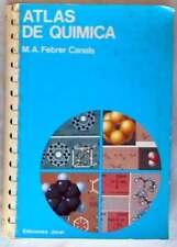 ATLAS DE QUÍMICA - M. A. FEBRER CANALS - ED. JOVER 1979 - VER INDICE