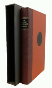 The Poems of Alfred, Lord Tennyson LIMITED EDITIONS CLUB (1974)