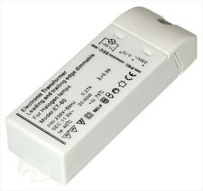 Elektronischer Halogen-Trafo 230V auf 12V, 20-60 W SlimLine dimmbar Lampen LT2