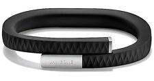 Genuine Jawbone UP Fitness & Sleep Tracker Pedometer BLACK Onyx SMALL NEW!