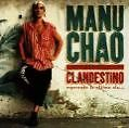 MANU CHAO - CLANDESTINO - CD - SEHR GUTER ZUSTAND