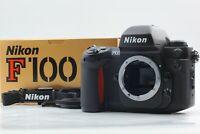 [Near MINT in BOX] Nikon F100 Body Only 35mm SLR Film Camera From JAPAN