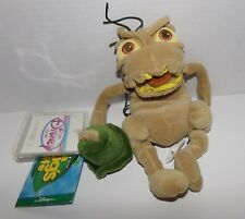 "A Bug's Life P.T. Flea Mini Bean Bag Plush 8"" Disney Store - New With Tags NWT"