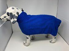Bademantel für Hunde NEU Gr. S /...
