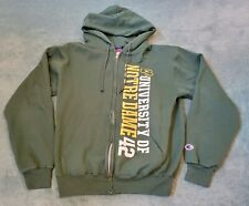 Champion University Of Notre Dame Full Zip Jacket Adult Small