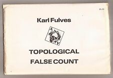 TOPOLOGICAL FALSE COUNT by Karl Fulves