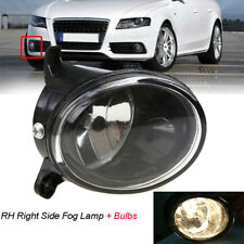 1x Front Right Fog Light Lamp for Audi A4 Allroad Quattro/Q5 2010-2016 with Bulb