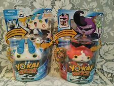 NEW Yo-Kai Watch Komasan Jibanyan Baddinyan Converting Lot with Medals (2)