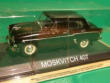 Modelcar 1:43  Legendary Cars   MOSKVITCH 407