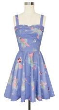 Trashy Diva XS Lilac Atomic Trixie Mini Dress 0 2 4