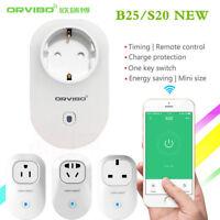 Smart Wi-Fi B25 EU UK US AU WIFI Socket Remote Control Timer iOS Android