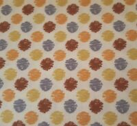 By 1//2 Yard Wilmington Poppy Love Fabric Lisa Audit Dots Multi Black Red Yellow