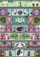 Paradise Banderoles: Schmidt 500 piece Jigsaw Puzzle 58214