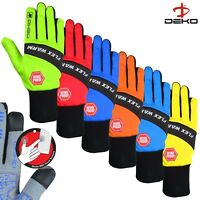 DEKO Cycling Gloves Touch Screen Winter Bicycle Bike Full Finger Cycle GLOVES UK