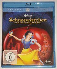 Schneewittchen Diamond Edition ohne Schuber  Blu Ray  Walt Disney