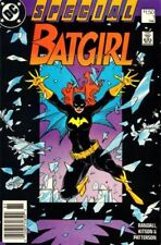 DC Comics - BATGIRL SPECIAL #1 - 1988 - Mike Mignola cover - MINT/GEM