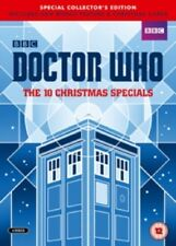 Doctor Who The 10 Christmas Specials (David Tennant) New Region 4 DVD