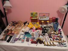 Mattel Barbie My Scene Bratz Lot of Dolls + Accessories
