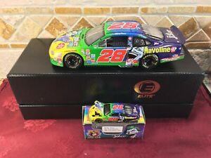 KENNY IRWIN #28 Texaco Joker 1998 RCCA 1/24 ELITE & 1/64 HO Car Diecast SET