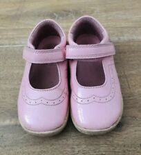 Startrite girls shoes Infant Size 6G Pink Patent Leather Pumps VGC