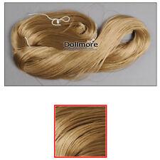 [Dollmore] OOAK Custom Rooting hair SARAN Hair - 0662 (Mink Blond)