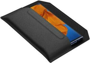 HUAWEI Mate Xs Envelope Leather Cover Genuine Sealed Black Compatible Z Fold 2