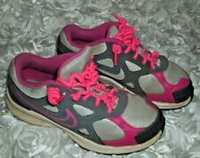 Nike Advantage Runner 2 Gray/Pink RN# 525439-002  Size 1 Youth Everyday Shoes