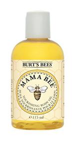 Burt's Bees Bee Nourishing Vitamin E Body Oil, 115ml
