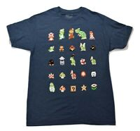 Mens Super Mario Brothers Shirt New S, M, XL, 2XL