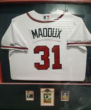 New listing Greg Maddux autographed jersey