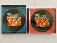 Rock & Roll 70s by Various Artists 2 CDs by Madacy Entertainment LB