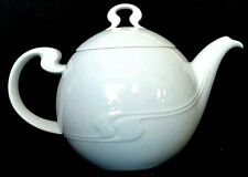 Rosenthal Studio Line Art Deco Tone on Tone Teapot Germany
