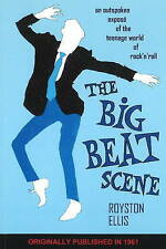 Big Beat Scene: An Outspoken Expose of the Teenage World of-ExLibrary