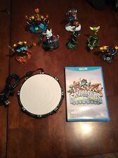 Skylanders: Swap Force (Nintendo Wii U, 2013) with Portal and 7 Figures